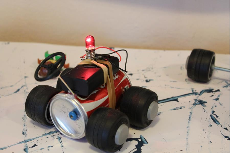 "Flotte Flitzer"" – Frühe technische Bildung in den Kindergärten ..."