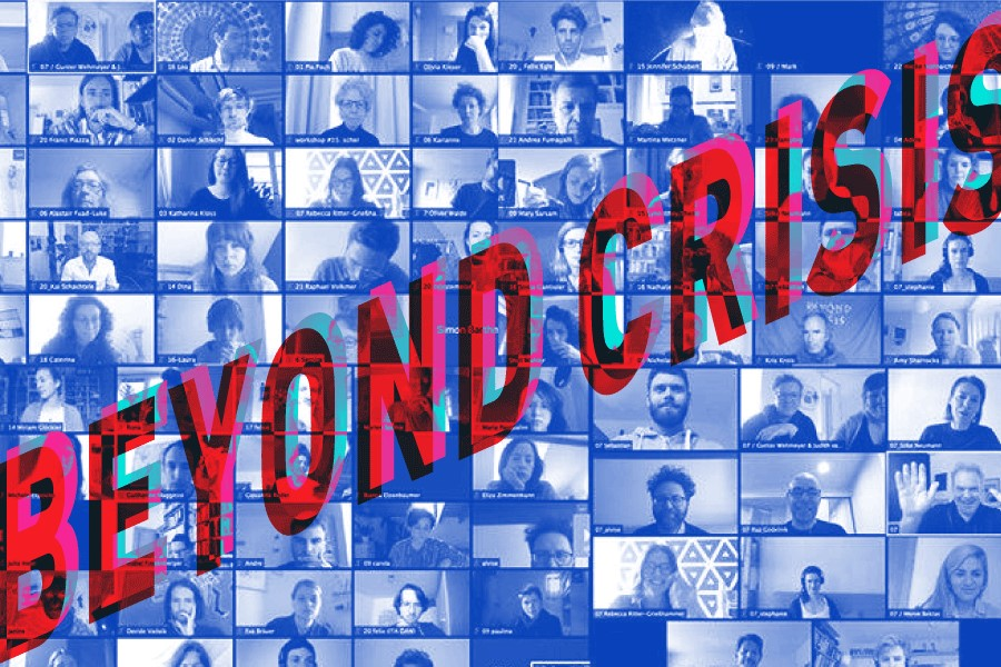 BEYOND CRISIS – Online conference on April 17th and 18th